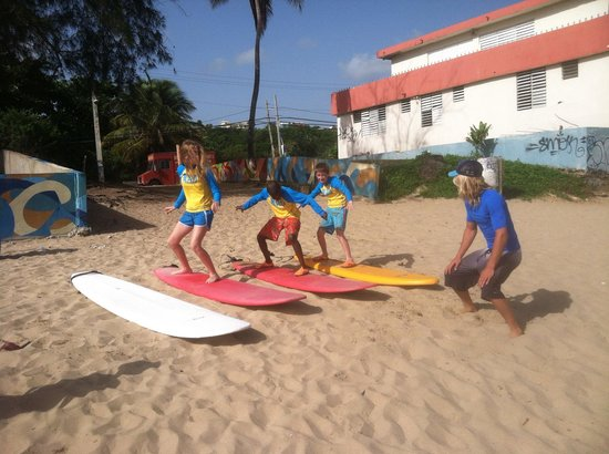 Puntas Surf School pr Puntas Surf School Prepping