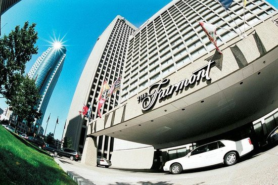 ‪The Fairmont Winnipeg‬