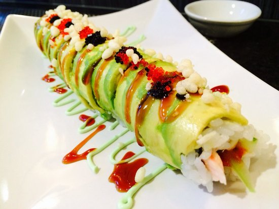 Caterpillar Roll - Picture of Rochester, Minnesota - TripAdvisor