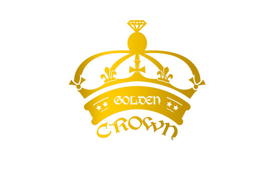Gold crown logo quiz - photo#14