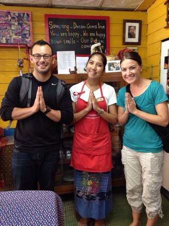 how to say thank you very much in thai