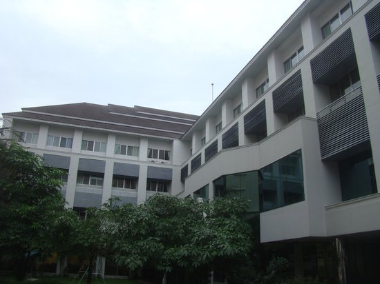 Front View of Bangkok Christian Guest House