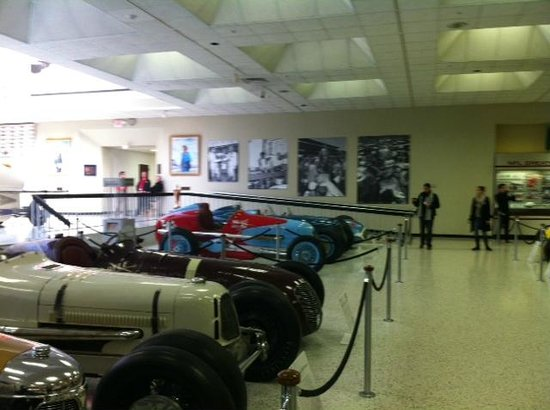 Indy 500 Museum Picture Of Indianapolis Motor Speedway