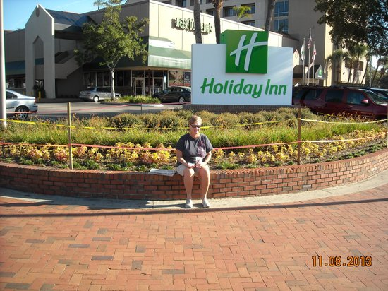 Holiday Inn Gainesville University Center: Another gorgeous day at Holiday Inn
