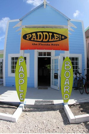 PADDLE! the Florida Keys