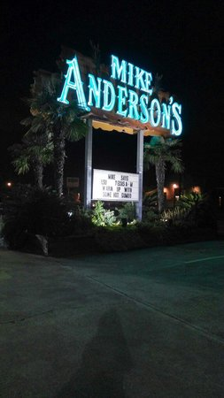 Mike Andersons Seafood