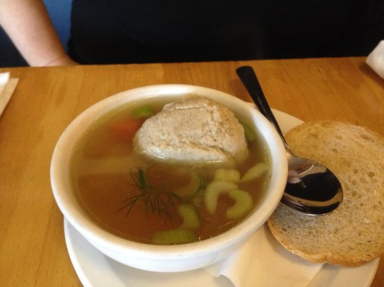 Smoked Matzo Ball Soup Recipes — Dishmaps