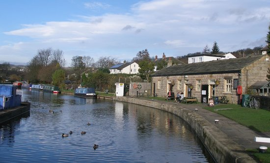 Five Rise Locks Cafe Opening Times