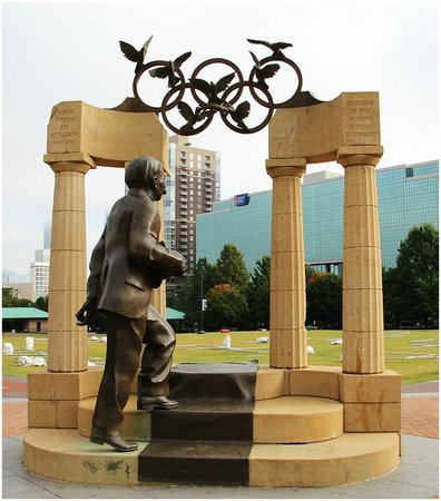modern olympic movement essay Promote olympism in  the goal of the olympic movement is to contribute to building a peaceful and better  the founder of the modern olympic movement, .