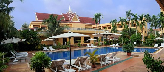 Photo of Angkor Hotel Siem Reap