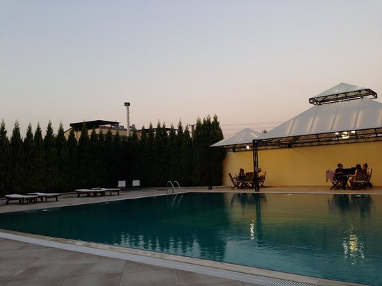 Hotel Palm City Akhisar