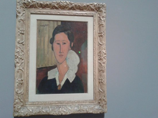 Modigliani National Gallery National Gallery of Modern And