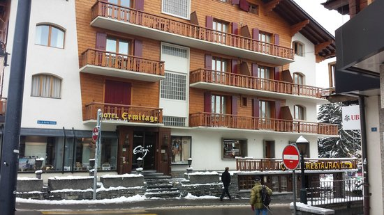 Photo of Hotel Ermitage Verbier