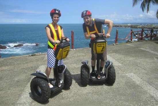 Segway Tours of Costa Rica