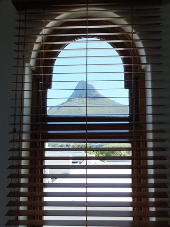 Boutique @ 10: View of Lion's Head from one of room (side) windows