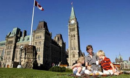 Albert at Bay Suite Hotel: Parliament Hill