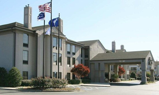 Hampton Inn and Suites Florence-Civ
