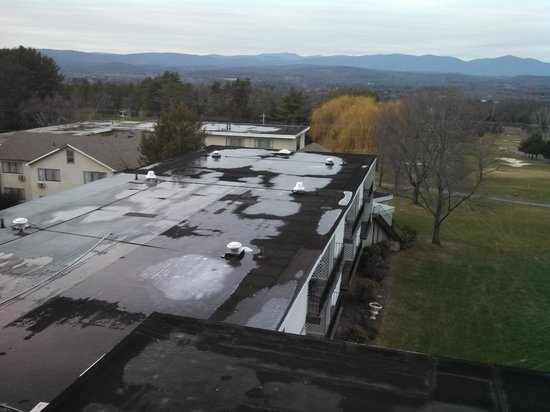 Hudson Valley Resort and Spa: resort view