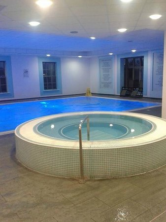 Pool Picture Of The Cambridge Belfry A Qhotel Cambourne Tripadvisor