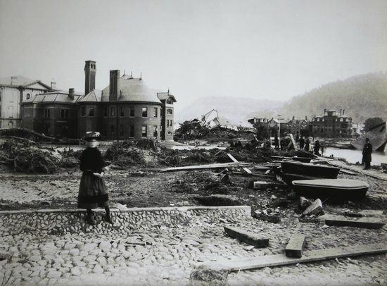 the johnstown flood book review