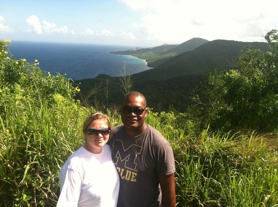 Hotel on the Cay: Quads in the hills
