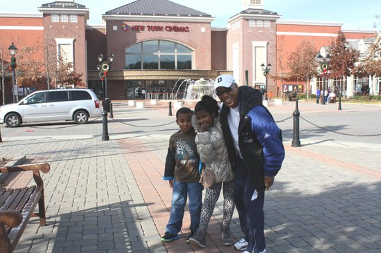 King's Creek Plantation Resort: My grand-kids and I are going to the movies while we are at the resort.