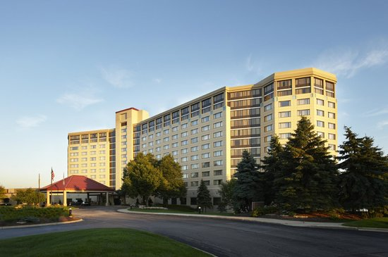 Photo of Marriott Oak Brook Hills Resort