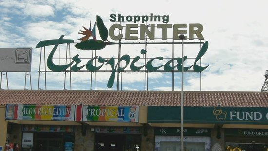 Shopping Centre CC Tropical