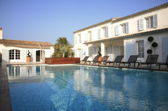 Photo of Hotel le Clos St Martin Saint Martin de Re
