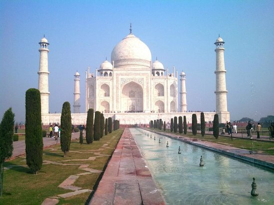 A magificent experience - Picture of Taj Mahal, Agra