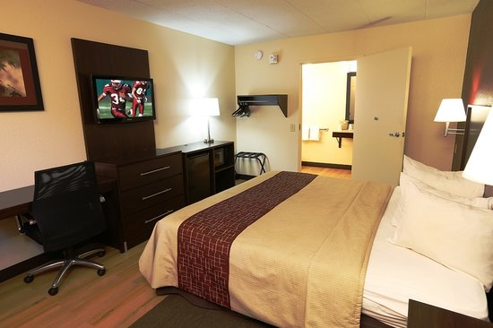Red Roof Inn: ADA Accessible