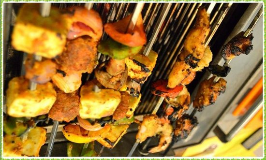 Ay caramba the caribbean food festival hyderabad for Absolute cuisine