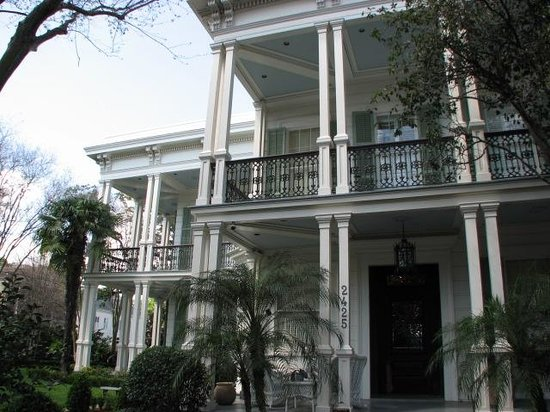John Goodman 39 S House Picture Of Garden District New Orleans Tripadvisor