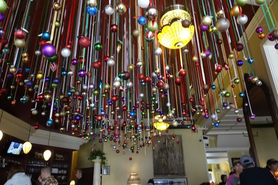 Christmas Decorations In Vermont : Christmas decorations picture of woodstock vermont