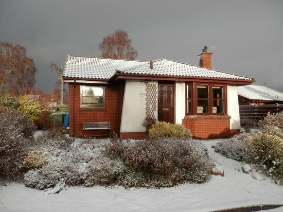 Cairngorm Highland Bungalows