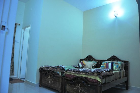Bhuvi Serviced Apartments: Velachery Room-1 view