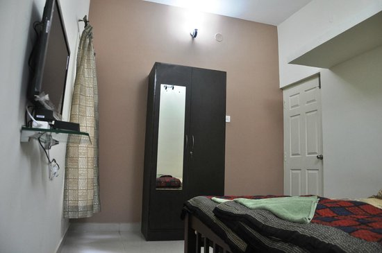 Bhuvi Serviced Apartments: Velachery Room-2 View