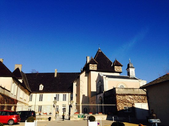 Saint jean d 39 ardieres tourism things to do in saint jean d 39 ardieres - Restaurant chateau de pizay ...