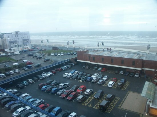 Hotel Front View Picture Of Hilton Blackpool Hotel Blackpool Tripadvisor