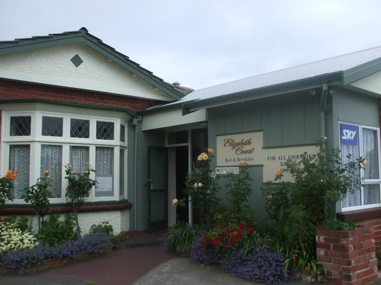 Elizabeth Court Guest House Bed & Breakfast
