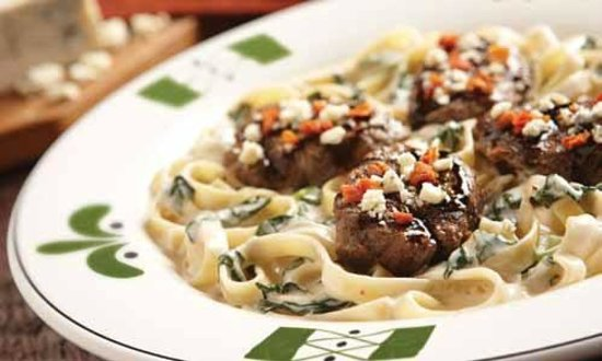 Steak Gorgonzola Alfredo Picture Of Olive Garden Saginaw Tripadvisor