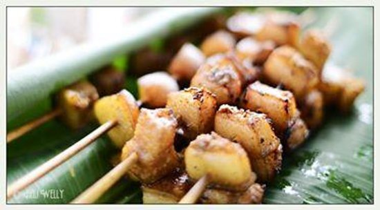 Fork a tagin tani ethnic food picture of daporijo for Arunachal pradesh cuisine
