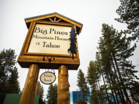 Photo of Big Pines Mountain House of Tahoe South Lake Tahoe
