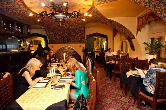 Vladimir putin has dined out here as well picture of for Ajanta indian cuisine st petersburg