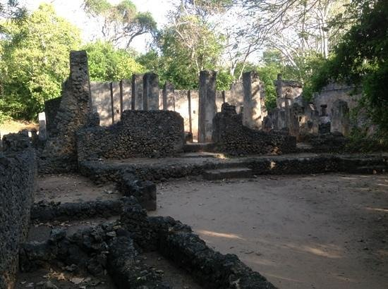 Temple Point Resort: The Great Mosque at Gede Ruins