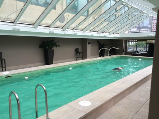 The Langham, Melbourne: Pool