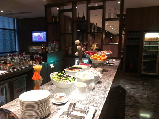 Plaza Premium Lounge (International Arrivals)の写真