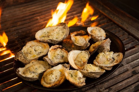 ... oysters 2 jpg grilled oysters rockefeller transfer oysters to a