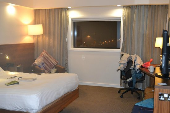 Hampton by Hilton Liverpool/John Lennon Airport: 7th floor room
