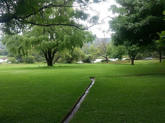 Budmarsh Country Lodge: Just relaxing